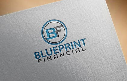 #142 untuk Design a Logo for Blueprint Financial oleh alikarovaliya