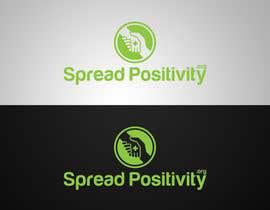 eddesignswork tarafından New logo for Spread Positivity için no 191