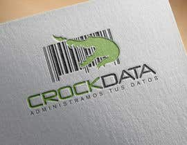 #146 for Logo for CrocDATA a website for barcodes by donmute
