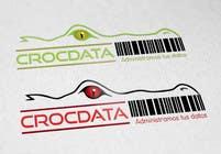 Graphic Design Entri Peraduan #3 for Logo for CrocDATA a website for barcodes