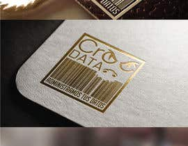 #104 for Logo for CrocDATA a website for barcodes by AalianShaz