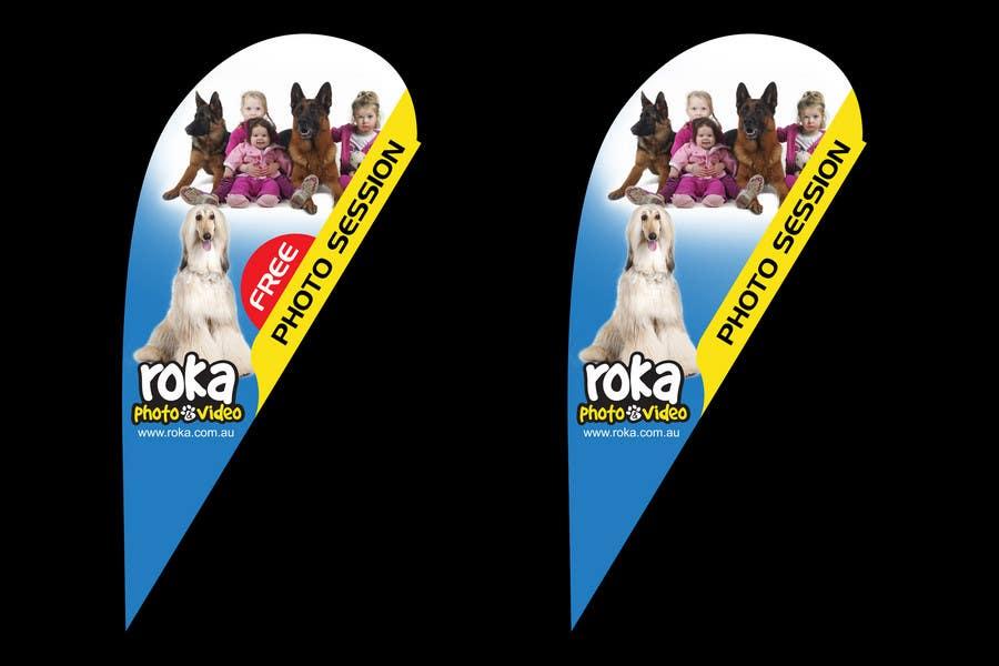 Participación en el concurso Nro.                                        14                                      para                                         Graphic Design for Roka photo & Video