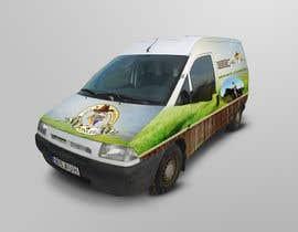 #1 untuk Graphic design for company vehicle oleh wanderjunior