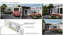 Front Porch Design için 7 numaralı 3D Rendering Yarışma Girdisi