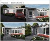 Front Porch Design için 8 numaralı 3D Rendering Yarışma Girdisi
