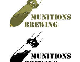 #19 для Munitions Brewing Logo Contest от Bugbeeb