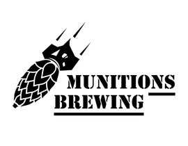 #31 для Munitions Brewing Logo Contest от Bugbeeb