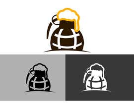 #24 для Munitions Brewing Logo Contest от zidlez