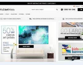 vaganto tarafından Design 4 Banners for Website Homepage için no 9