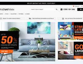 Ashleyperez tarafından Design 4 Banners for Website Homepage için no 43