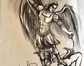 angelovskayaanas tarafından Michael the Arch Angel Tattoo için no 4