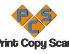 nº 113 pour Design a Logo for Print Copy Scan par cwhy