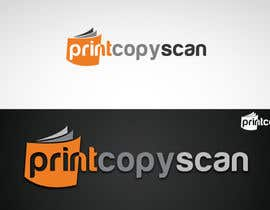 nº 50 pour Design a Logo for Print Copy Scan par jass191