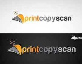 #55 para Design a Logo for Print Copy Scan por jass191