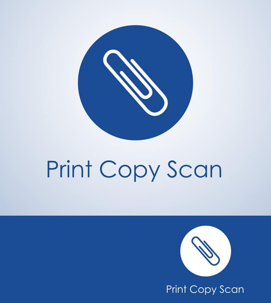 Bài tham dự cuộc thi #117 cho Design a Logo for Print Copy Scan