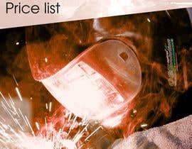 #31 untuk Design a cover for a price list oleh Cheda