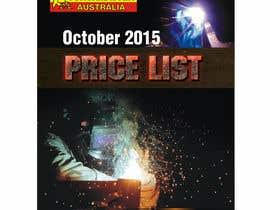 #37 untuk Design a cover for a price list oleh lippipress