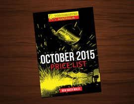 #7 untuk Design a cover for a price list oleh Chaddict