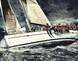 #89 untuk Retouch a sailing image to add more drama oleh SohamJoy