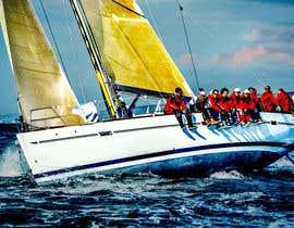 #102 untuk Retouch a sailing image to add more drama oleh SohamJoy