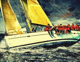 #103 untuk Retouch a sailing image to add more drama oleh SohamJoy
