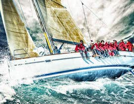 #78 untuk Retouch a sailing image to add more drama oleh lysenkozoe