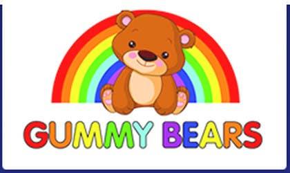 #21 untuk Gummy bear logo oleh uheybaby