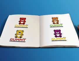 #23 untuk Gummy bear logo oleh era67