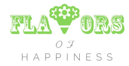 #25 untuk Logo for flavorsofhappiness oleh dimplesharma28ma