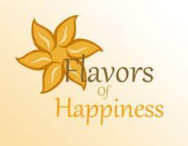 #16 untuk Logo for flavorsofhappiness oleh JensEditer
