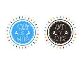 Xiuhcoatl tarafından Logo for flavorsofhappiness için no 14