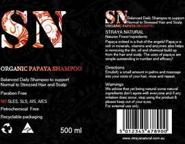 ksaurav75 tarafından Create two labels & two bottle mock up's için no 30