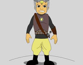 #10 untuk Design a character of Kattappa (warrier in Movie bahubali) oleh rapthor
