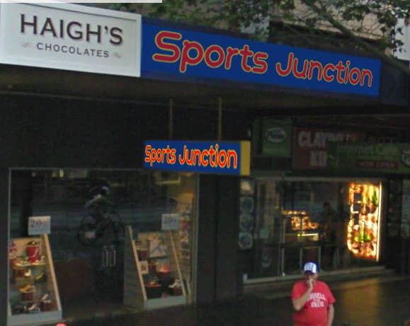Konkurrenceindlæg #12 for Design a Logo for Sports Junction