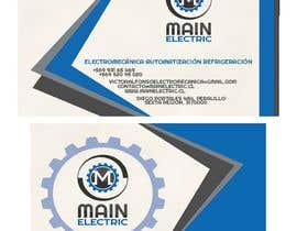 #32 untuk Improve logo and make business card oleh boieromichele