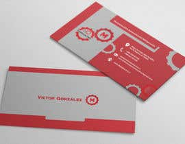 #8 untuk Improve logo and make business card oleh Paull30