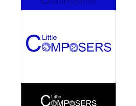 #90 for Design a Logo for Little Composers by nazrulislam277
