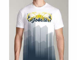 lippipress tarafından Design a T-Shirt for Jobs.ie için no 149