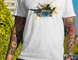 #53 untuk Design a T-Shirt for Jobs.ie oleh redkanvas