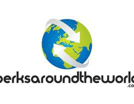 #71 untuk Design a Logo for PerksAroundtheworld.com oleh sergiundr