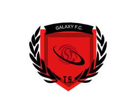 #18 untuk Design a Logo for a Galaxy Football Club oleh nirmal783