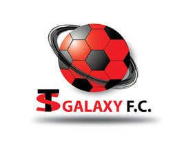 #15 untuk Design a Logo for a Galaxy Football Club oleh stevan77