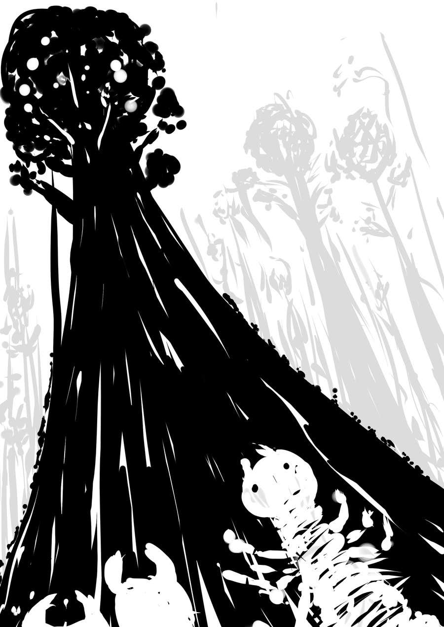 Penyertaan Peraduan #3 untuk cover art for biology thesis