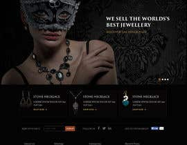 #28 untuk Homepage design oleh MadniInfoway01