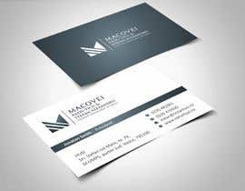 #82 untuk Develop a Corporate Identity for a notary office oleh ichtiyar