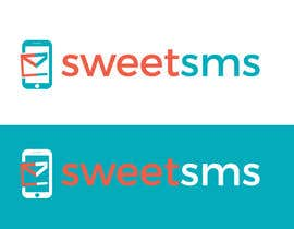 #22 untuk Design a Logo for sweetsms.com oleh hics