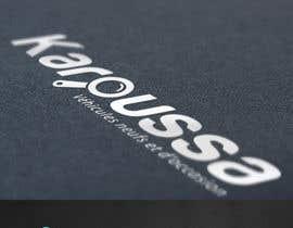 #281 cho Concevez un logo pour Karoussa bởi bestidea1