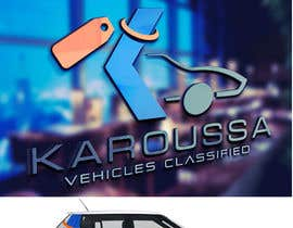 #272 for Concevez un logo pour Karoussa by FlexKreative