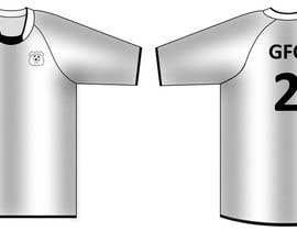 abdelengleze tarafından Design a SoccerJersey için no 8