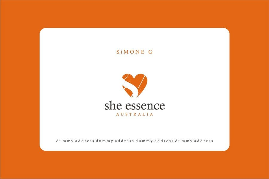 Contest Entry #75 for Logo Design for She Essence